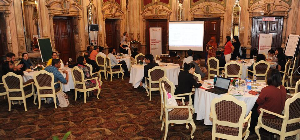 Nepal: ICRC Regional Conference on Restoring Family Links