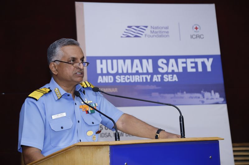 ICRC and NMF Hold Seminar on Human Safety and Security at Sea