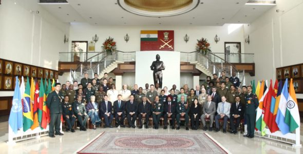 ICRC-CUNPK peacekeeping workshop on protection of civilians in armed conflicts