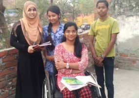 Strength, dignity and ability: When women challenge disability