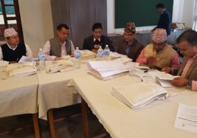 IHL workshop for judges in Nepal