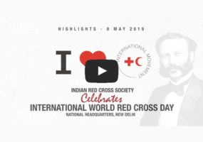 A pledge of #love on Red Cross Day