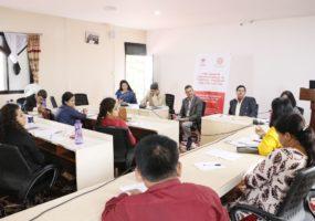 नेपाल: विश्वविद्यालय के शिक्षकों के लिए अंतर्राष्ट्रीय मानवीय कानून पर कार्यशाला