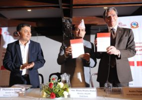Nepal: 70th Anniversary of the Geneva Conventions
