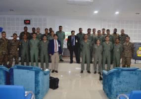 IHL Workshop for Air Force Personnel in Tamil Nadu