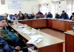 Restoring Family Links training held in Nepal