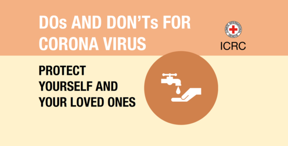 Protect Yourselves and Your Loved Ones from Corona Virus