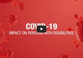 COVID-19: Safety Measures for Persons with Disabilities