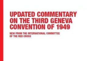 """An Important Document to Reiterate Obligations Under Third Geneva Convention"" – Maj Gen Nilendra Kumar"
