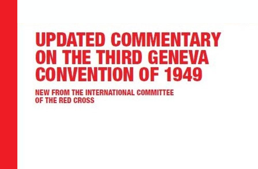 """An Important Document to Reiterate Obligations Under Third Geneva Convention"" – Maj Gen Nilendra Kumar"