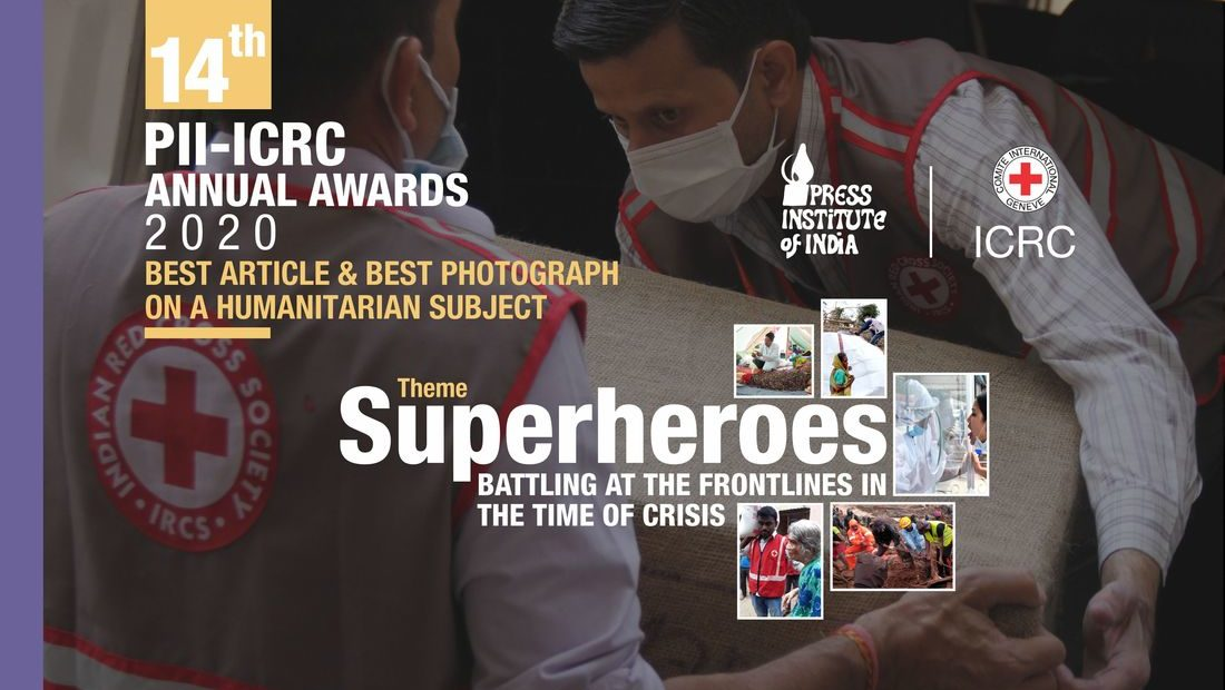 Entries Invited for PII-ICRC Annual Awards for Best Article and Photograph