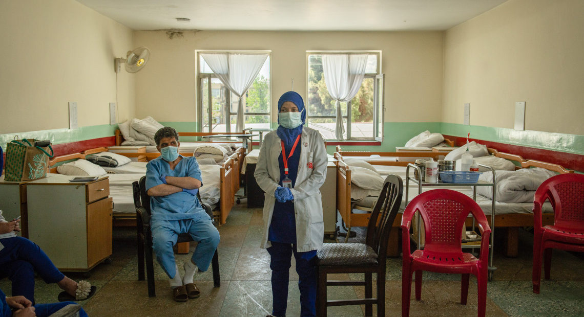 Afghanistan: Spike in Violence against Healthcare amidst COVID-19 Threatens Millions