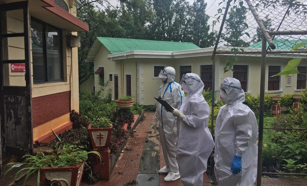 World Humanitarian Day – Healthcare Staff Undeterred by COVID-19 Challenges