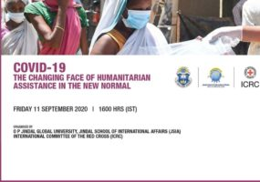 COVID-19: Changing Face of Humanitarian Assistance in the New Normal
