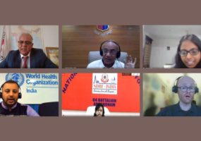 COVID-19: Virtual Roundtable on Managing the Dead in a Dignified Manner