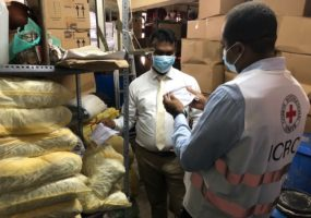Sri Lanka: ICRC Continues to Support Prison Authorities to Combat COVID-19