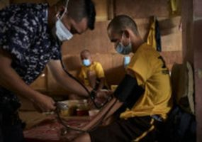 COVID-19 Vaccine: Ensuring People Affected by Armed Conflict are Not Forgotten