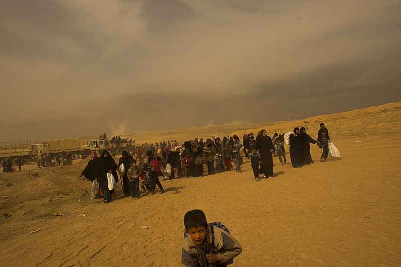 Climate Conflict and Displacement