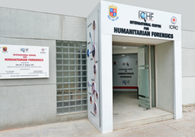 ICRC continues to support the NFSU and the ICHF programmes