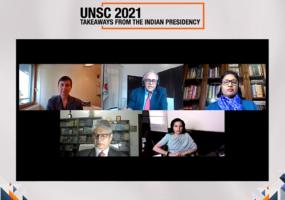 Webinar   UNSC 2021: Takeaways from the Indian Presidency