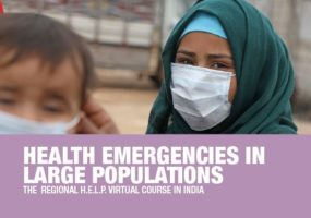 Applications invited for the 5th Regional H.E.L.P. Course in New Delhi