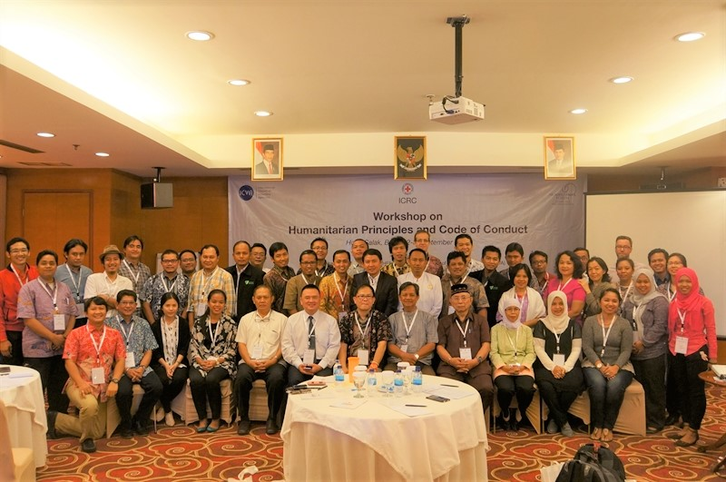 Indonesia: Workshop on Humanitarian Principles and Codes of Conduct