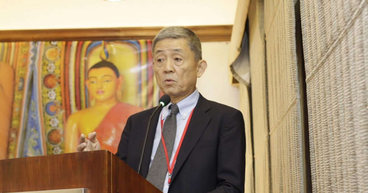 Videos from the Buddhism and IHL Conference – Presentations