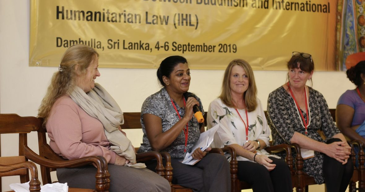 Videos from the Buddhism and IHL Conference – Q&A and Closing Session