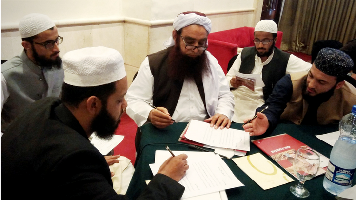 Engaging with South Asian Religious Circles on Islamic Law and IHL