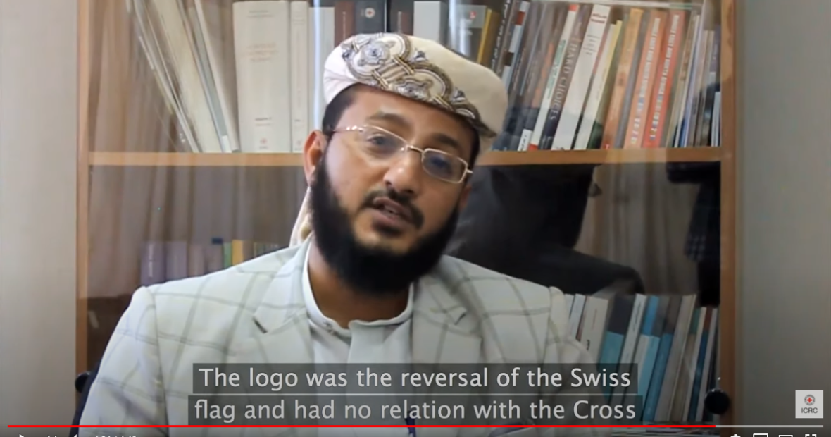 The ICRC Emblem in the Eyes of a Yemeni Sheikh