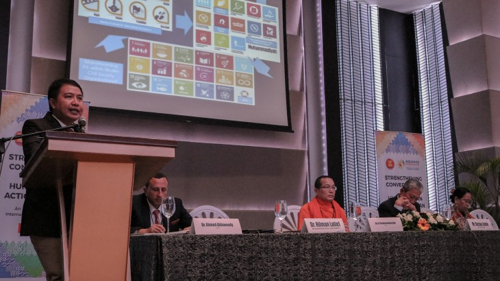 Strengthening Convergences for Humanitarian Action in Southeast Asia