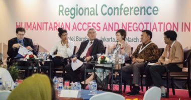 Asia Regional Conference on Humanitarian Negotiation and Access