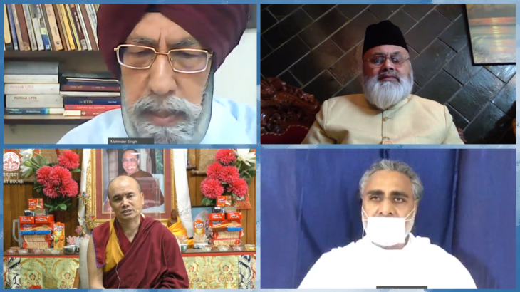 India: Interfaith Dialogue on Dignified Management of the Dead during COVID-19