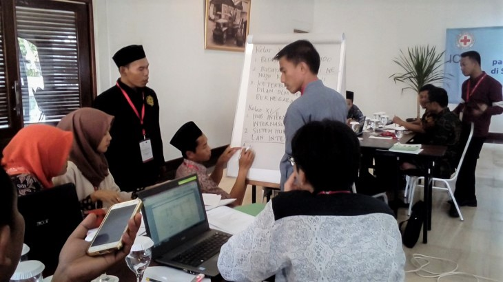 Future Humanitarians: Working with Indonesia's Islamic Education Community