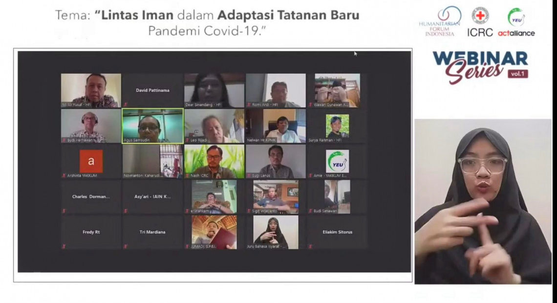 Indonesia: Faith-Based Organizations Share Their Experience in Responding to COVID-19