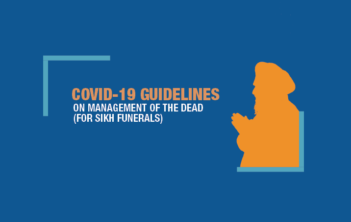 COVID-19: Sikhism and Management of the Dead