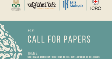 Call for Papers: Southeast Asian Contributions to the Development of the Rules of Warfare in Islam