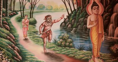 A Humanitarian Re-Reading of the Angulimala Sutta
