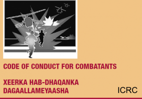 Code of Conduct For Combatants