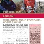 Gargaar Newsletter  - Issue No. 2 January 2013 (English)