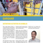 Gargaar Newsletter  - Issue No. 4 March 2015 (English)