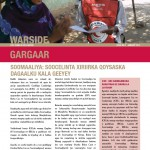 Gargaar Newsletter  - Issue No. 2 January 2013 Somali)