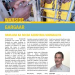 Gargaar Newsletter  - Issue No. 4 March 2015 (Somali)