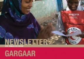 Gargaar Newsletter 2013