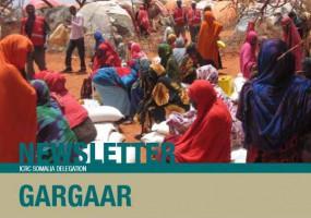 Gargaar Newsletter 2012