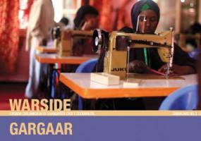 Gargaar Newsletter 2014