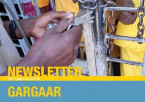 Gargaar Newsletter 2015