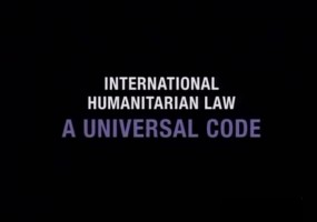 International Humanitarian Law (IHL): A Universal Code