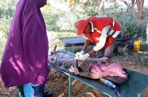 Somalia Red Crescent Society helps Jowhar Hospital contain diarrhoea outbreak