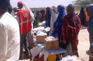 Galkayo conflict: Assistance reaches all sides